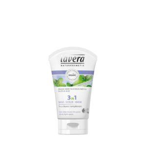 Lavera 3 in 1 scrub